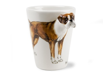 Picture of Boxer Handmade 8oz Coffee Mug Fawn