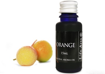 Picture of Profumo Orange 15cc Bottle Aroma Oil Natural Fragrance